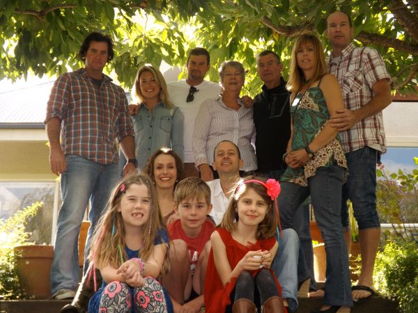 Big Love to the Dunnage Clan